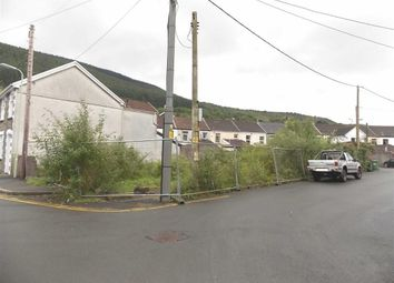 Thumbnail Land for sale in Margaret Street, Trehafod, Pontypridd