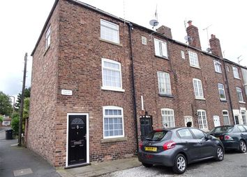 Thumbnail 2 bed end terrace house for sale in Daintry Terrace, Macclesfield, Cheshire