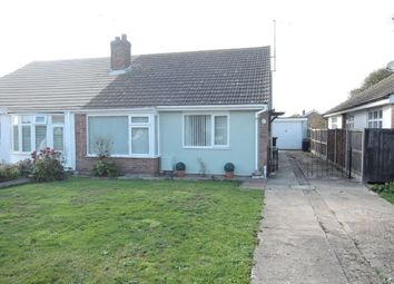 Thumbnail 2 bed semi-detached bungalow for sale in Christopher Drive, Little Clacton, Clacton-On-Sea
