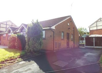 Thumbnail 2 bed bungalow for sale in Fenners Close, Bolton, Greater Manchester