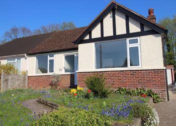Thumbnail 3 bedroom bungalow to rent in Oakdene Road, Sevenoaks