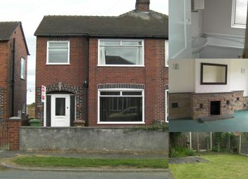 Thumbnail 2 bed semi-detached house to rent in Illingworth Avenue, Normanton