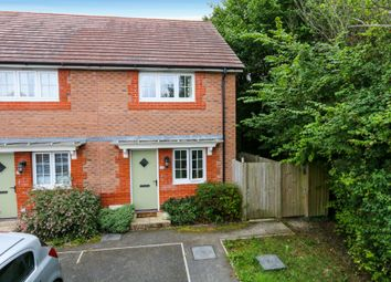 Thumbnail 2 bedroom end terrace house for sale in Clover Way, Newton Abbot