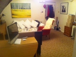 Thumbnail 1 bed flat to rent in 64 Huntingate Drive, Chessington