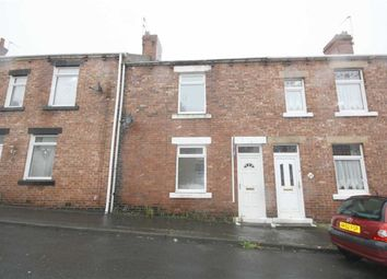 Thumbnail 2 bedroom terraced house for sale in Roseberry Street, No Place, Stanley, County Durham