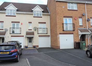 Thumbnail 3 bed terraced house to rent in Spruce Way, Stafford, Staffordshire