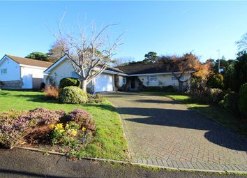 Thumbnail 3 bed detached bungalow for sale in Canford Cliffs, Poole, Dorset