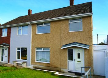 Thumbnail 3 bed semi-detached house for sale in Penyfan Road, Llanelli, Carmarthenshire