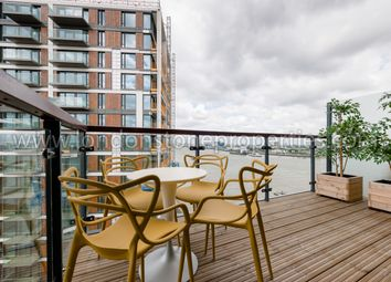 Thumbnail 1 bed flat for sale in Imperial Building, Duke Of Wellington Avenue, London