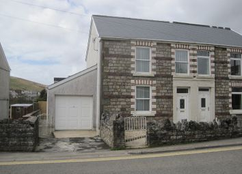 Thumbnail 3 bed property to rent in Gwilym Road, Cwmllynfell, Swansea, City And County Of Swansea.