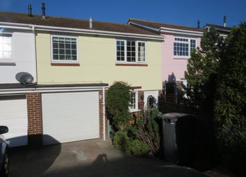 Thumbnail 3 bedroom terraced house for sale in Singer Close, Paignton