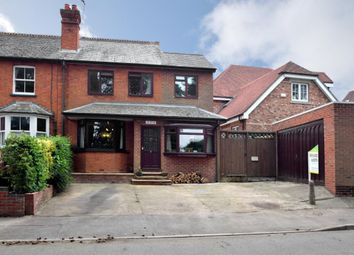 Thumbnail 4 bedroom semi-detached house for sale in Popeswood Road, Binfield
