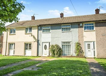 Thumbnail 2 bed terraced house for sale in Stubbins Hill, Edlington, Doncaster