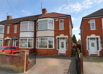 Thumbnail 3 bed end terrace house for sale in Loyd Street, Anlaby, Hull, East Yorkshire
