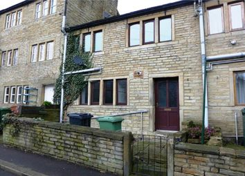 Thumbnail 2 bedroom cottage to rent in Grove Street, Longwood, Huddersfield, West Yorkshire