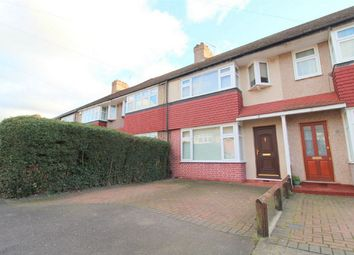 Thumbnail 4 bed terraced house for sale in Rosa Avenue, Ashford, Middlesex