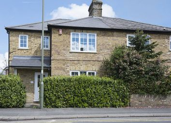 Thumbnail 3 bed semi-detached house to rent in Queens Road, Hersham, Walton-On-Thames