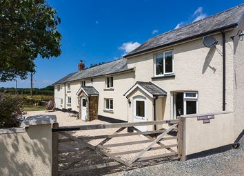 Thumbnail 4 bed detached house for sale in Ashwater, Beaworthy