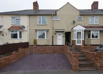 Thumbnail 3 bed terraced house for sale in Wingfoot Avenue, Bushbury, Wolverhampton, West Midlands