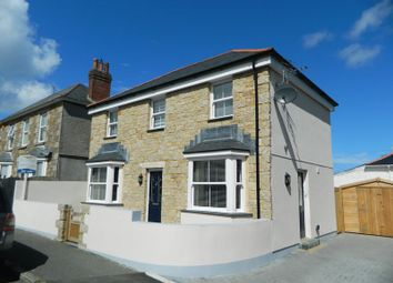 Thumbnail 3 bed detached house for sale in Gustavus Road, Camborne