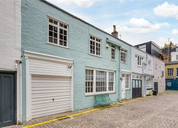 Thumbnail 2 bed mews house for sale in Victoria Grove Mews, Notting Hill, London, Rbkc