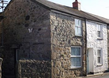 Thumbnail 2 bed end terrace house for sale in Lelant, St Ives, Cornwall