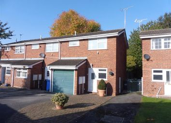 Thumbnail 2 bed end terrace house for sale in Goodwood Drive, Alvaston, Derby