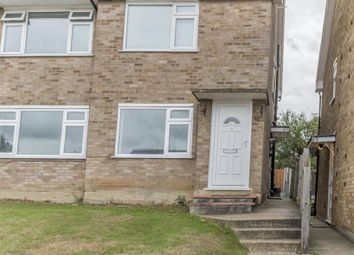 Thumbnail 2 bed flat to rent in Boundary Road, Upminster