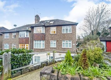 Thumbnail 3 bed maisonette for sale in Avenue Court, The Avenue, Coulsdon, Surrey