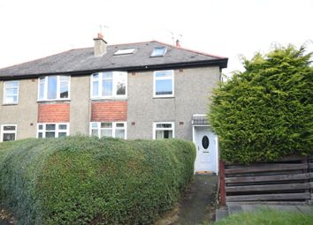 Thumbnail 3 bed flat for sale in Broomfield Crescent, Carrick Knowe, Edinburgh