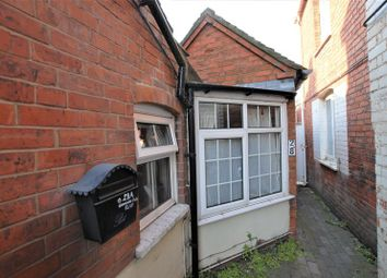 Thumbnail 1 bedroom flat for sale in Bridge Street, Uttoxeter