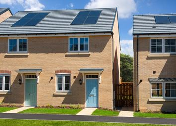 "Thumbnail 2 bed semi-detached house for sale in ""Aldred"" at Whitworth Park Drive, Houghton Le Spring"