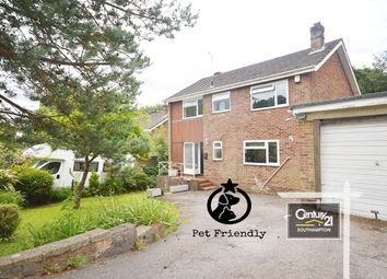 Thumbnail 3 bed detached house to rent in Bassett Green Road, Southampton, Hampshire