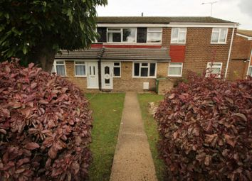 Thumbnail 3 bed terraced house for sale in Pinewood Drive, Chatham, Kent