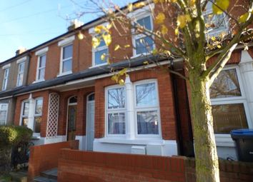 Thumbnail 2 bed terraced house for sale in Ascot Road, London