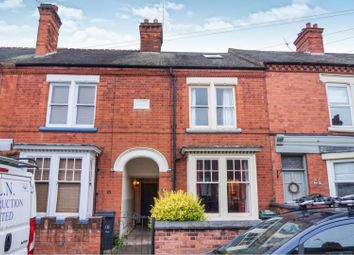Thumbnail 3 bed terraced house for sale in Warner Street, Loughborough