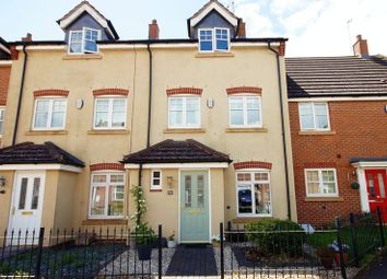 Thumbnail 4 bed terraced house for sale in Brandwood Crescent, Kings Norton, Birmingham