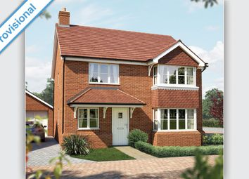 "Thumbnail 4 bed detached house for sale in ""The Canterbury"" at Hadham Road, Bishop's Stortford"