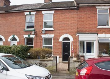 Thumbnail 3 bed terraced house to rent in Carshalton Road, Norwich, Norfolk