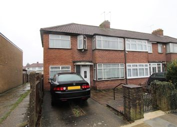 Thumbnail 6 bed end terrace house for sale in Mollison Way, Edgware, Middlesex