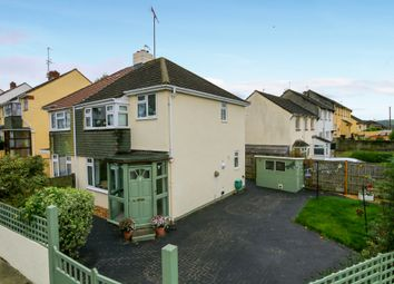 Thumbnail 3 bed semi-detached house for sale in Reynell Avenue, Newton Abbot
