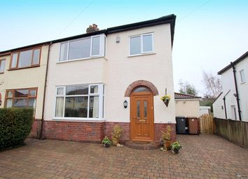 Thumbnail 3 bed property for sale in Beech Drive, Preston