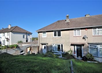 Thumbnail 3 bed end terrace house for sale in Lympne Avenue, Plymouth