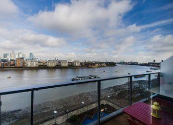 2 bed flat for sale in Dowells Street, Greenwich, London SE10