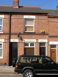 Thumbnail 2 bedroom terraced house to rent in Herschell Street, Leicester