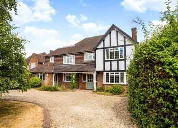 Thumbnail 5 bed detached house to rent in Rushington Avenue, Maidenhead