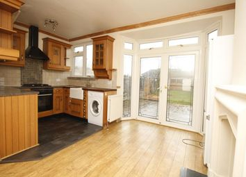 Thumbnail 3 bed semi-detached house to rent in Sunbury Road, North Cheam, Sutton