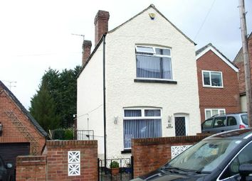 Thumbnail 2 bed detached house for sale in Wood Street, Alfreton