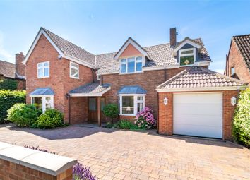 Thumbnail 5 bed detached house for sale in Wingate Way, Trumpington, Cambridge
