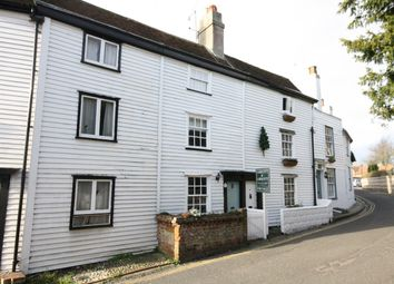 Thumbnail 2 bed cottage for sale in Church Street, Bexhill-On-Sea